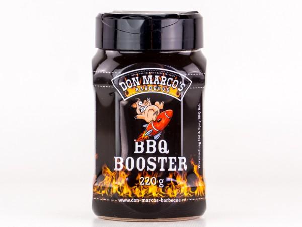 BBQ Booster - Rub - 220g Dose