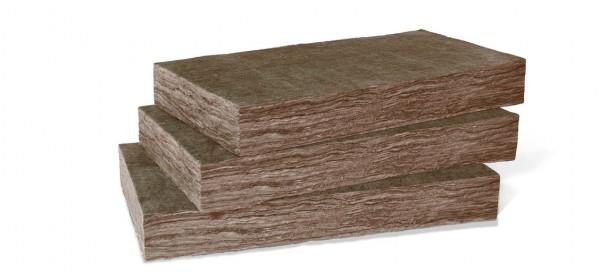 Climowool KD2/V Kerndämmplatte 035 | Stärke 50 - 80 mm