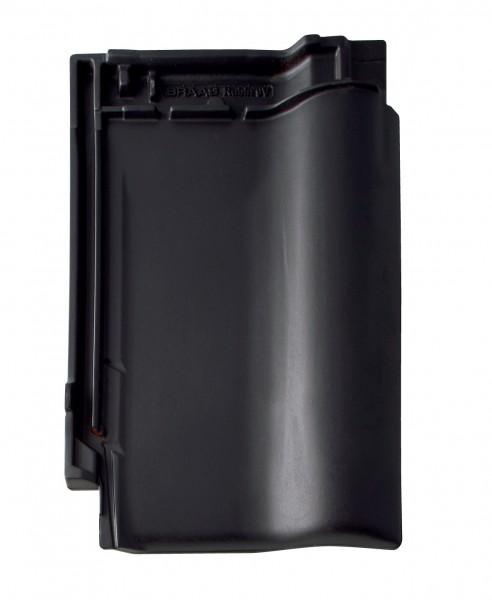 Dachziegel Rubin 9 V | Farbe: anthrazit matt | 1000 Stk. von Braas