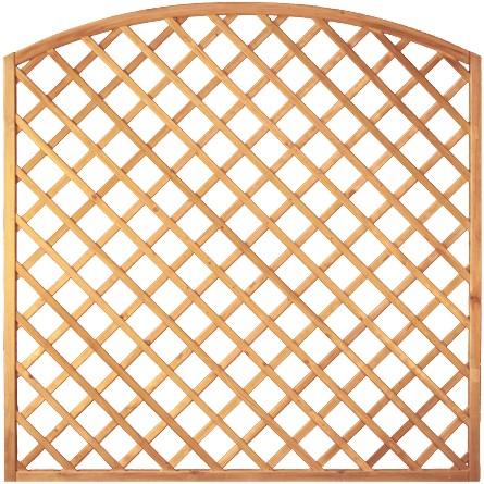 Bogen-Rankzaun-Serie 10 x 10, Größe: ca. 180 x 180/160 cm