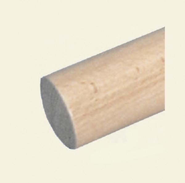 Handlauf Buche Typ H | Ø 40 mm | 125 - 250 cm