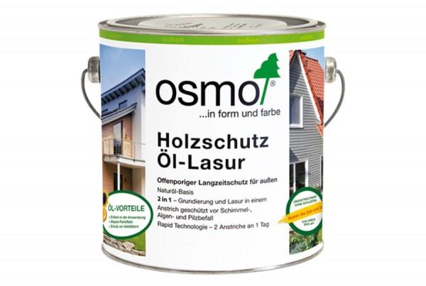 Osmo Holzschutz ÖL-Lasur   2,5 Liter, verschiedene Farben