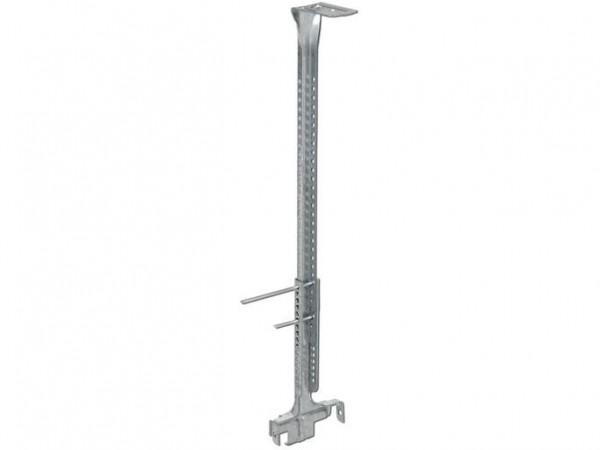 Trockenbau-Profil | Noniusabhänger Oberteil 490 mm