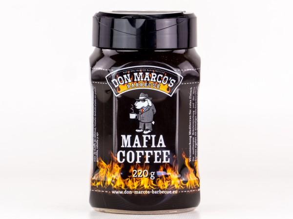 Mafia Coffee Rub - Rub - 220g Dose