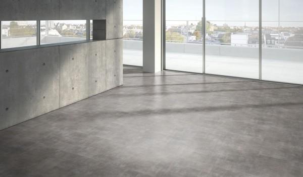 Vinyl Mineral Grey - Trendtime 5.30 Fliesenoptik von Parador