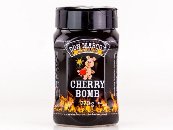 Cherry Bomb - Rub - 220g Dose