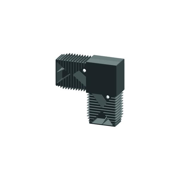 L-Verbinder für Alu Unterkonstruktion System 40/60 von HQ